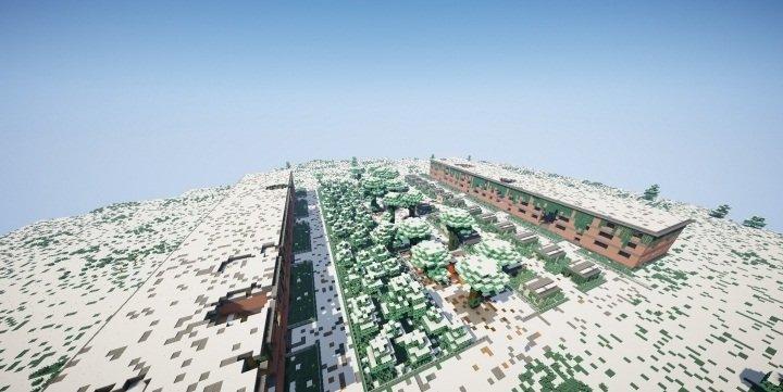 PVP sniper map скриншот 1