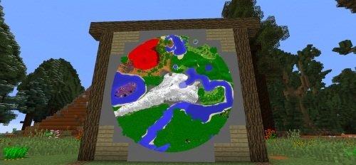 скачать Survival Void Island для Minecraft 1 12 2