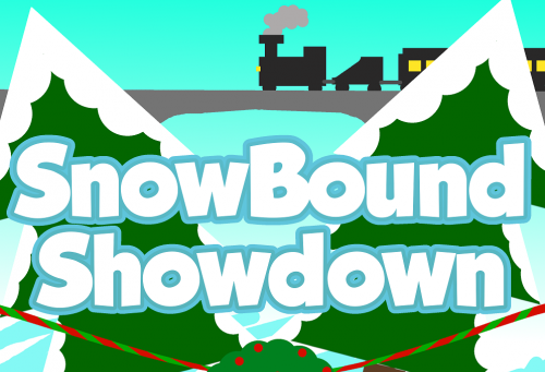 SnowBound Showdown скриншот 1