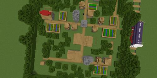 Map - Murder_Villager скриншот 1
