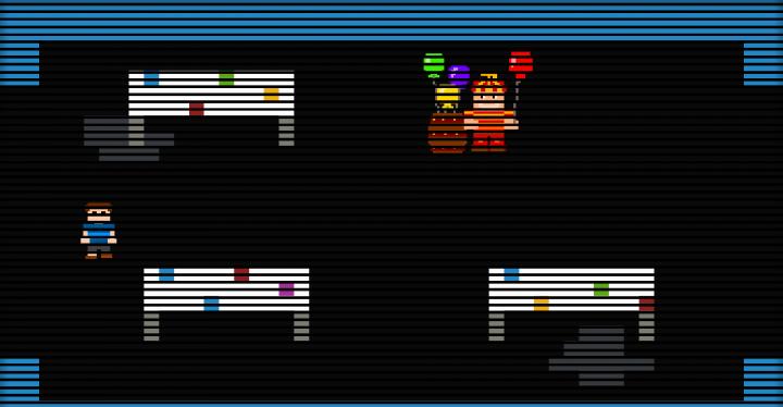 Five Nights at Freddy's скриншот 2