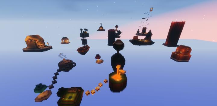 Sky Islands скриншот 2