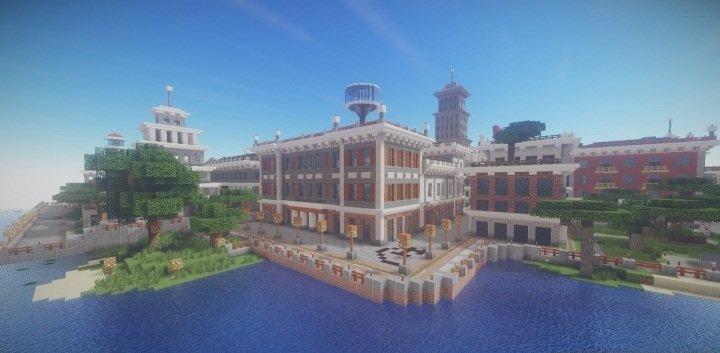 2D City - большой город скриншот 1