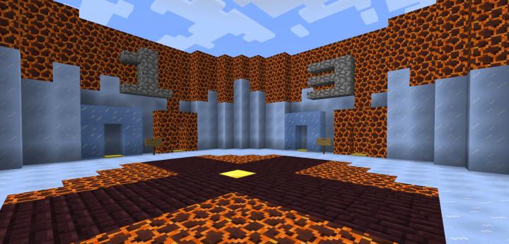 Lava and Ice скриншот 2
