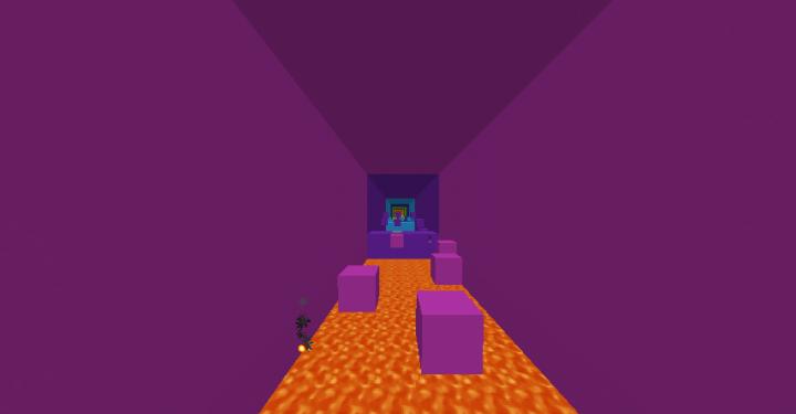 Easiest Rainbow Parkour скриншот 2
