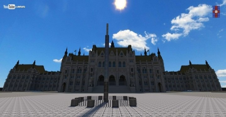 The Hungarian Parliament скриншот 2