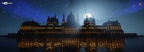 The Hungarian Parliament скриншот 1