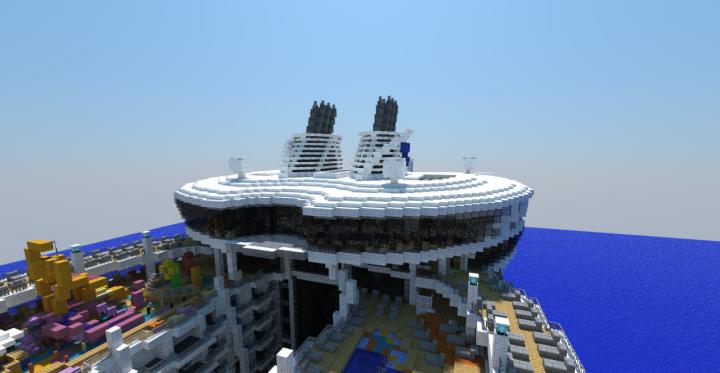 Harmony of the Seas скриншот 1