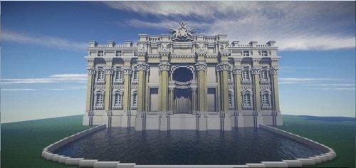 Trevi Fountain скриншот 1