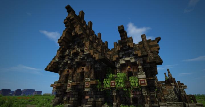 Medieval House скриншот 1