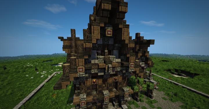 Medieval House скриншот 2