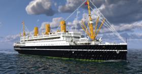 Скачать RMS Empress of Australia для Minecraft 1.12.2