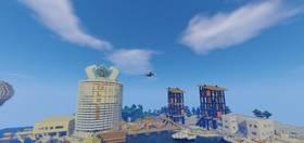 Скачать LargeHotel для Minecraft 1.12.2