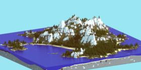 Скачать Deserted Island для Minecraft 1.11.2