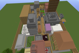 Скачать City by Goldingot для Minecraft 1.12.2