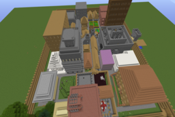 Скачать City by Goldingot для Minecraft 1.9.4