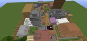 Скачать City by Goldingot для Minecraft 1.13.2