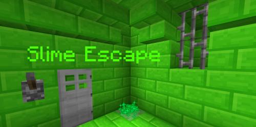 Slime Escape скриншот 1