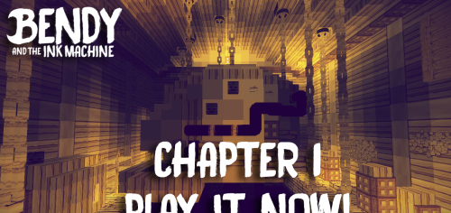 Bendy And The Ink Machine - Chapter 1 скриншот 1