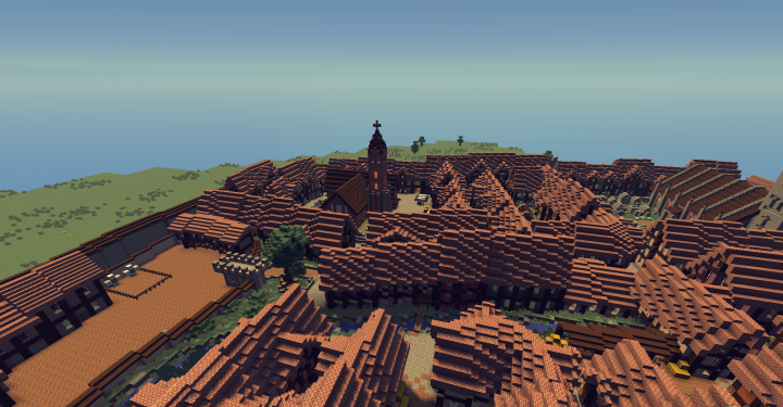 Old medieval city скриншот 2