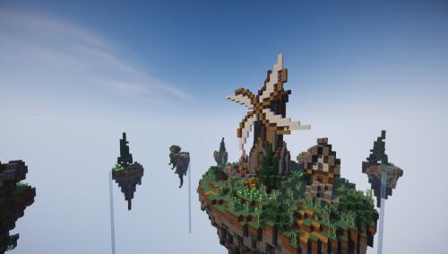 Small Medieval Skywars скриншот 1