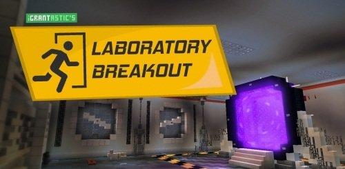 Laboratory Breakout скриншот 1