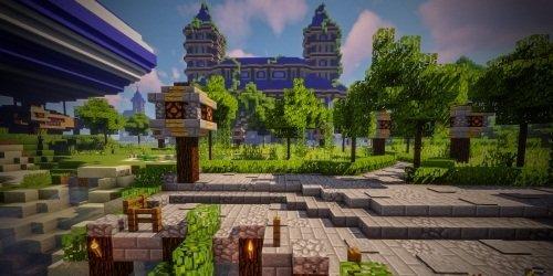Castle and Gladiator Arena скриншот 1