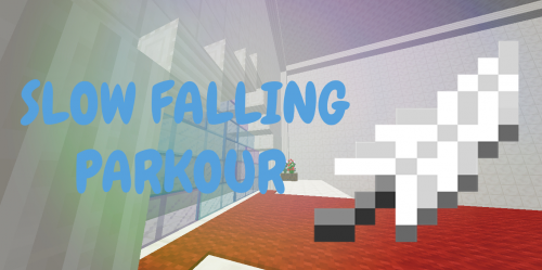 Slow Falling Parkour скриншот 1