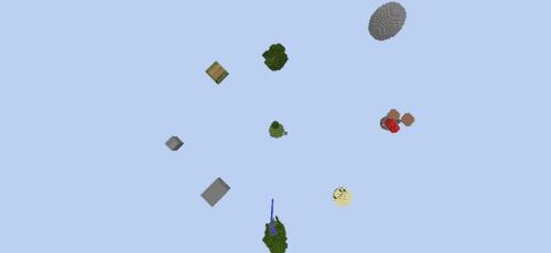 SkyBlock by xXxJIekapbxXx скриншот 2