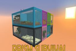 Скачать Prism Survival для Minecraft 1.13.2