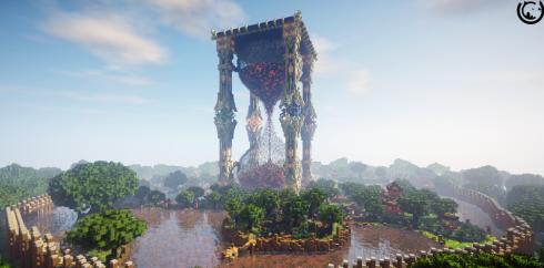 The Giant Hourglass Kingdom скриншот 1
