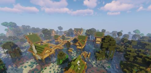 Witch Village скриншот 1