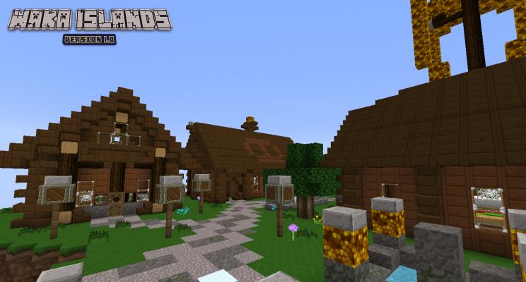 Waka Islands скриншот 1