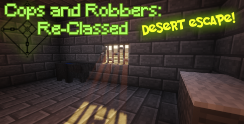 Cops and Robbers: Desert Escape скриншот 1