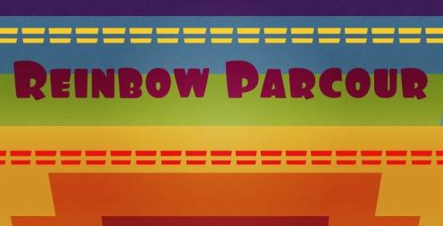 Reinbow Parcour скриншот 1