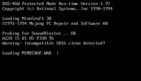 Скачать Майнкрафт: 3D Shareware v1.34