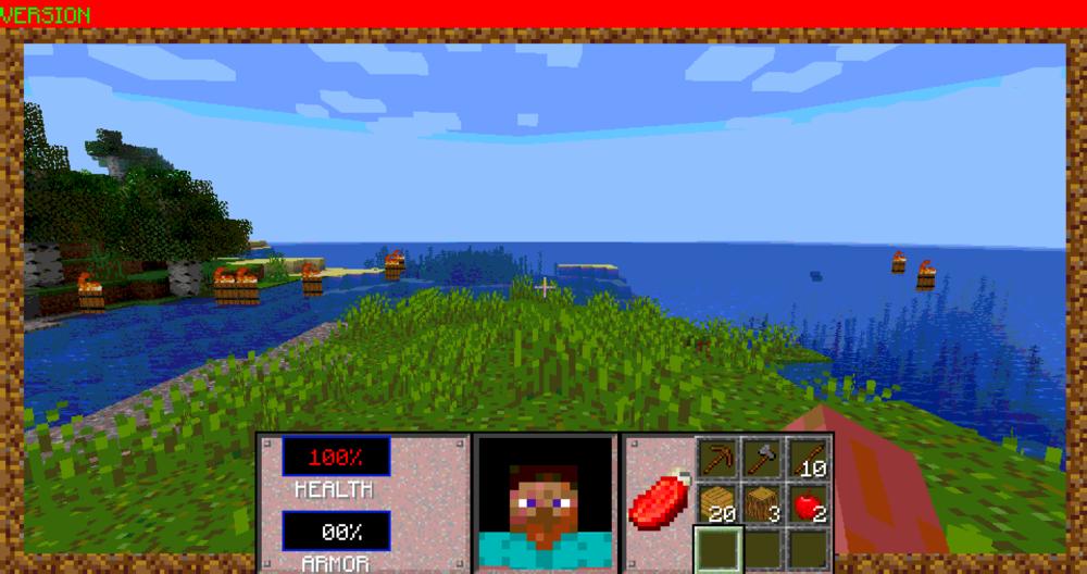 Minecraft 3D Shareware скриншот 6