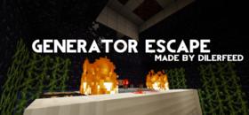 Скачать Generator Escape для Minecraft 1.13.2