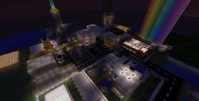 """Скачать Город: """"Хайтек"""" для Minecraft 1.12.2"""