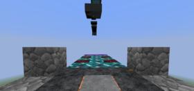 Скачать Паркур карта от nazar-kiselev для Minecraft 1.12.2