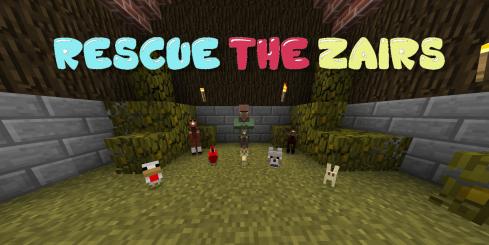 Rescue The Zairs скриншот 1