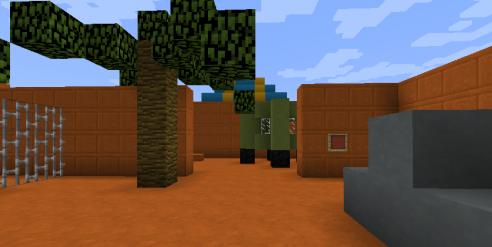 de_ShortDust in Minecraft скриншот 1