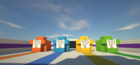 Скачать Выбери правильную дверь, чтобы выжить для Minecraft 1.12.2