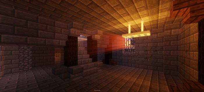 Побег из тюрьмы скриншот 1