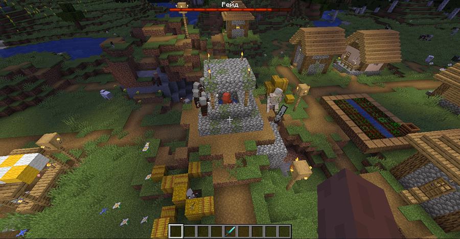 5 Скриншот Minecraft 1.14