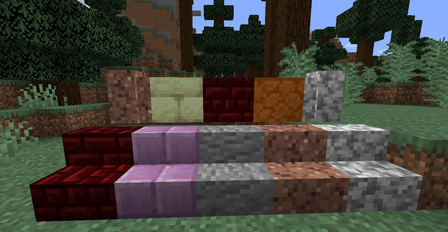 8 Скриншот Minecraft 1.14