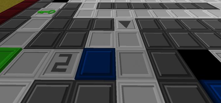Locked in Minecraft скриншот 1