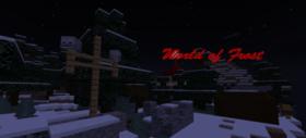 Скачать World of Frost для Minecraft 1.14