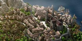 Скачать Drachenfels для Minecraft 1.12.2