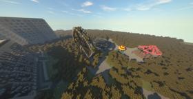 Скачать Дворец культуры «Энергетик» для Minecraft 1.13.2